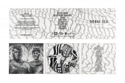 CD artwork for Ooral Sea